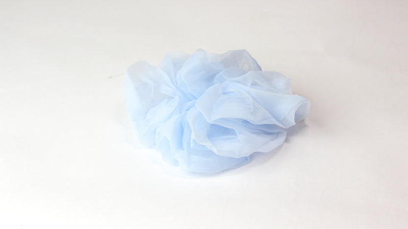 Large Tulle Scrunchies