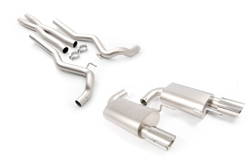 Ford Mustang GT ('05-'10) S197 Cat Back Exhaust System
