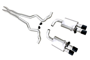Ford Mustang GT ('18-'20) True Dual S550 Cat Back Exhaust System
