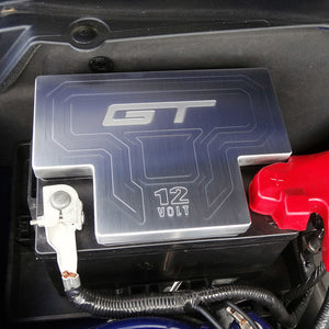 11-14 Battery Hold Down Kit GT Logo