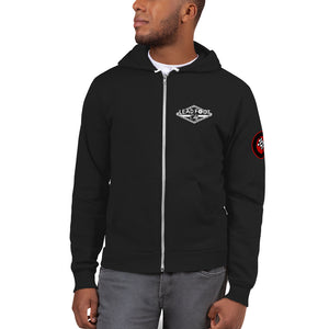 Lead Foot City Zip Hoodie Sweater