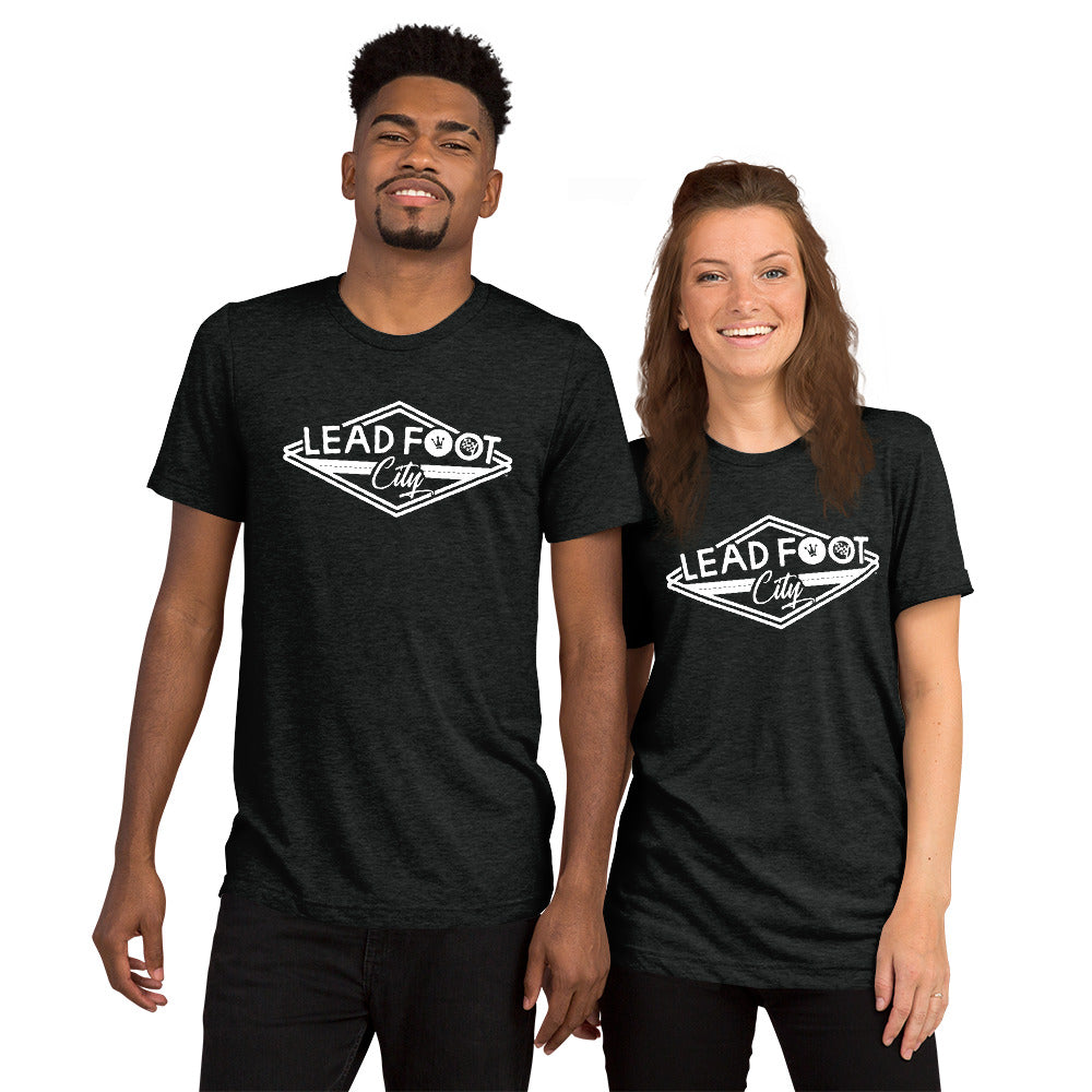 Lead Foot City Short sleeve t-shirt