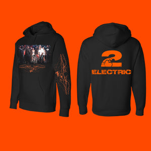 2 Electric Moment Hoodies