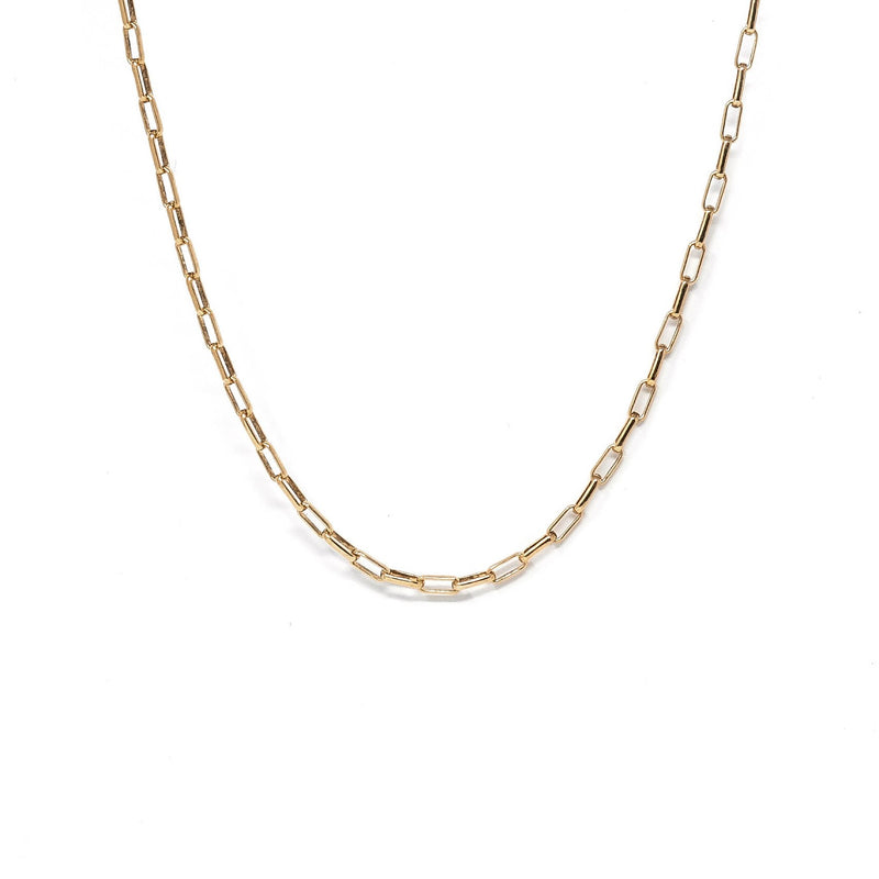 14K Gold Filled Chain Necklace