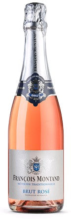 Francis Montand NV Brut Rose