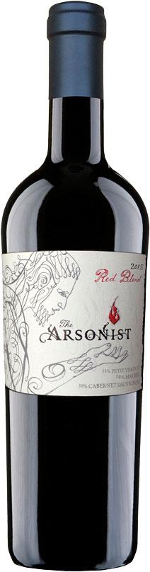 The Arsonist 2016 Red Blend