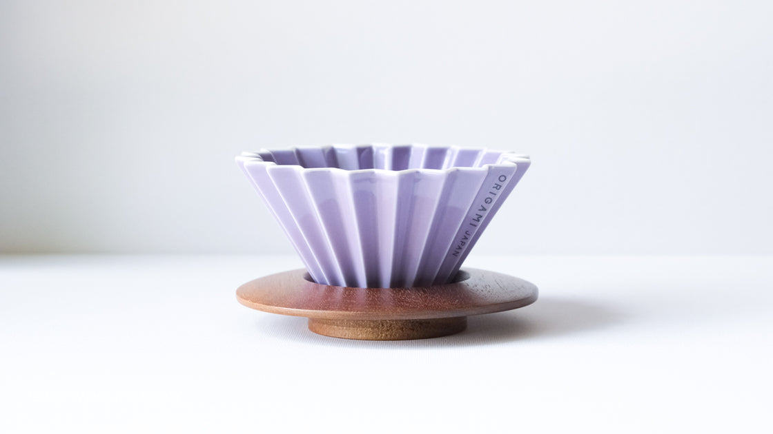 Origami Drippers Slow Pour Supply