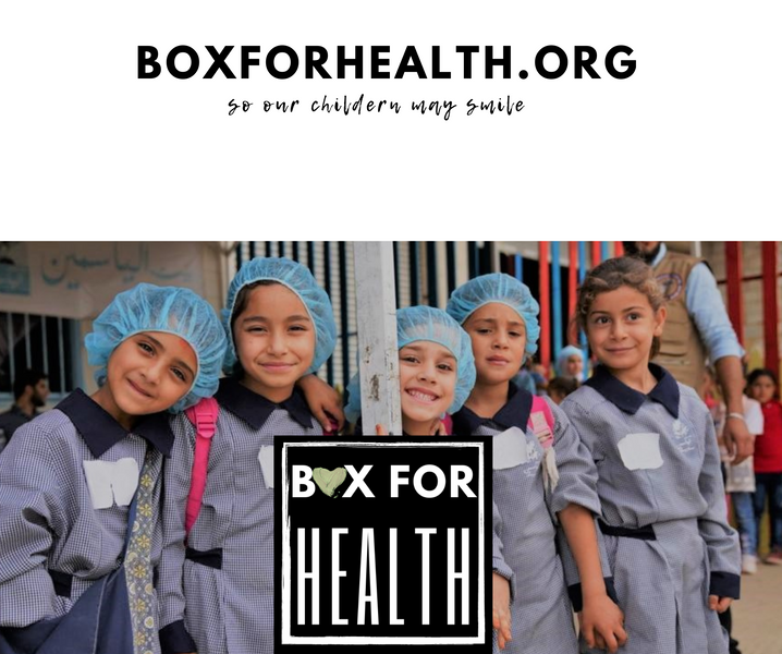 Box for Health Update: Fall 2020
