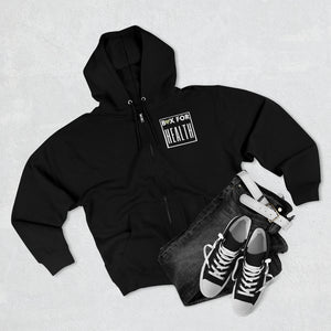 Box for Health Unisex Zip Hoodie