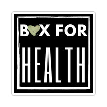 Load image into Gallery viewer, Boxy Box for Health Stickers
