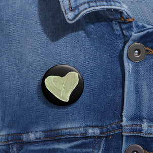 Spreading Love Pin Buttons