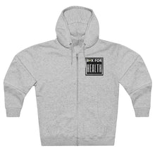 Load image into Gallery viewer, Box for Health Unisex Zip Hoodie