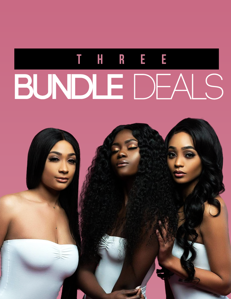 3 Bundle Deals