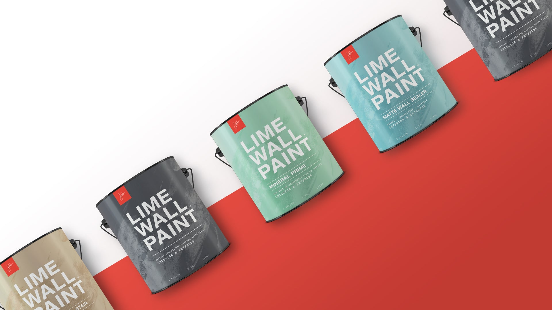JH Wall Paint | Lime Wash | Paint | Popup
