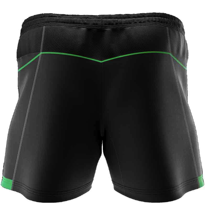 QC4QR Rugby Shorts - Male and Kids