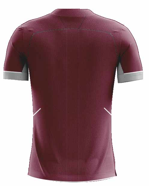 FORDHAM RUGBY MEN'S POLO SHIRT