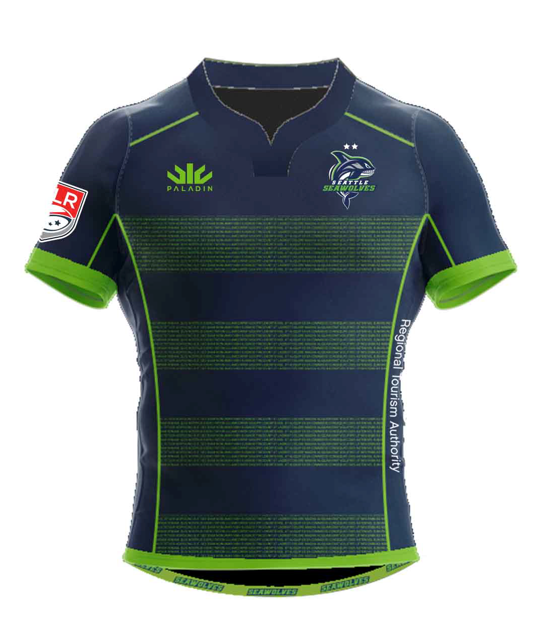 2020 Seawolves Replica Home Jersey