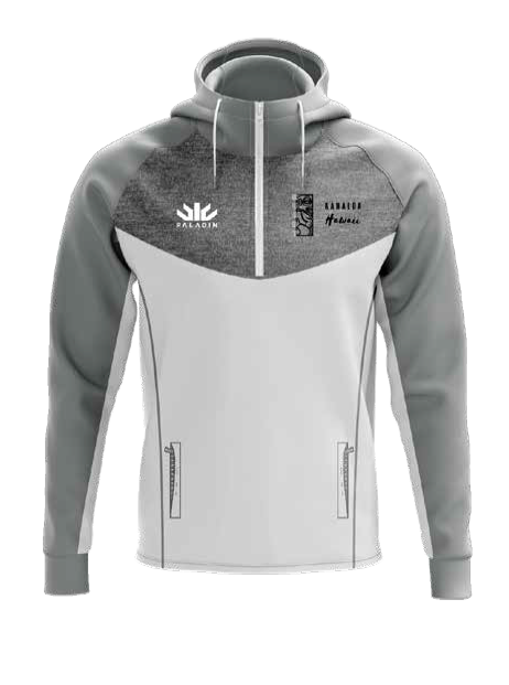 Kanaloa Hawaii Rugby Quarter Zip Hoody