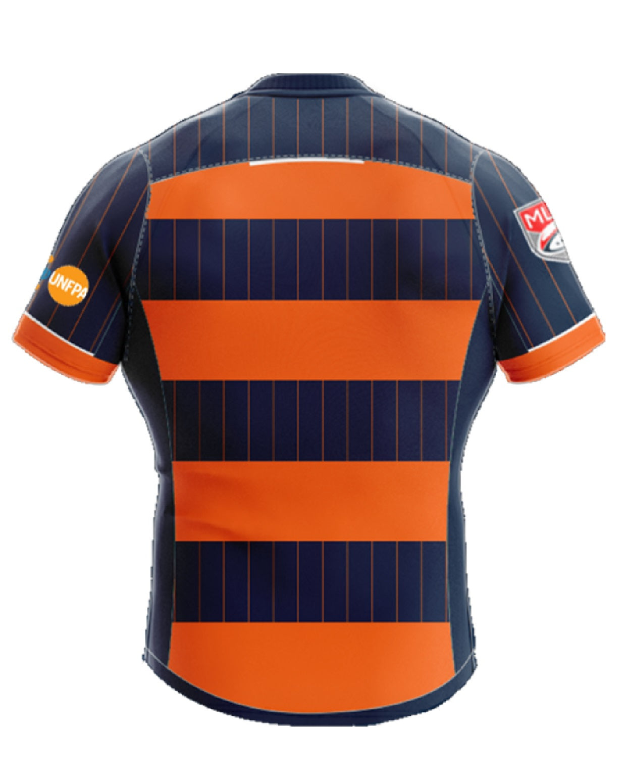Rugby United New York Replica Jersey HOME