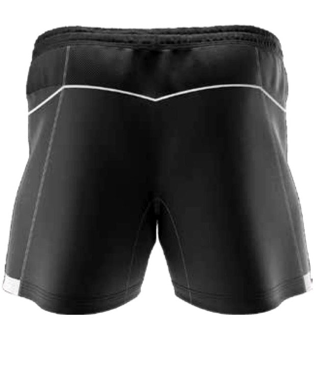 Village Lions Playing Shorts Womens