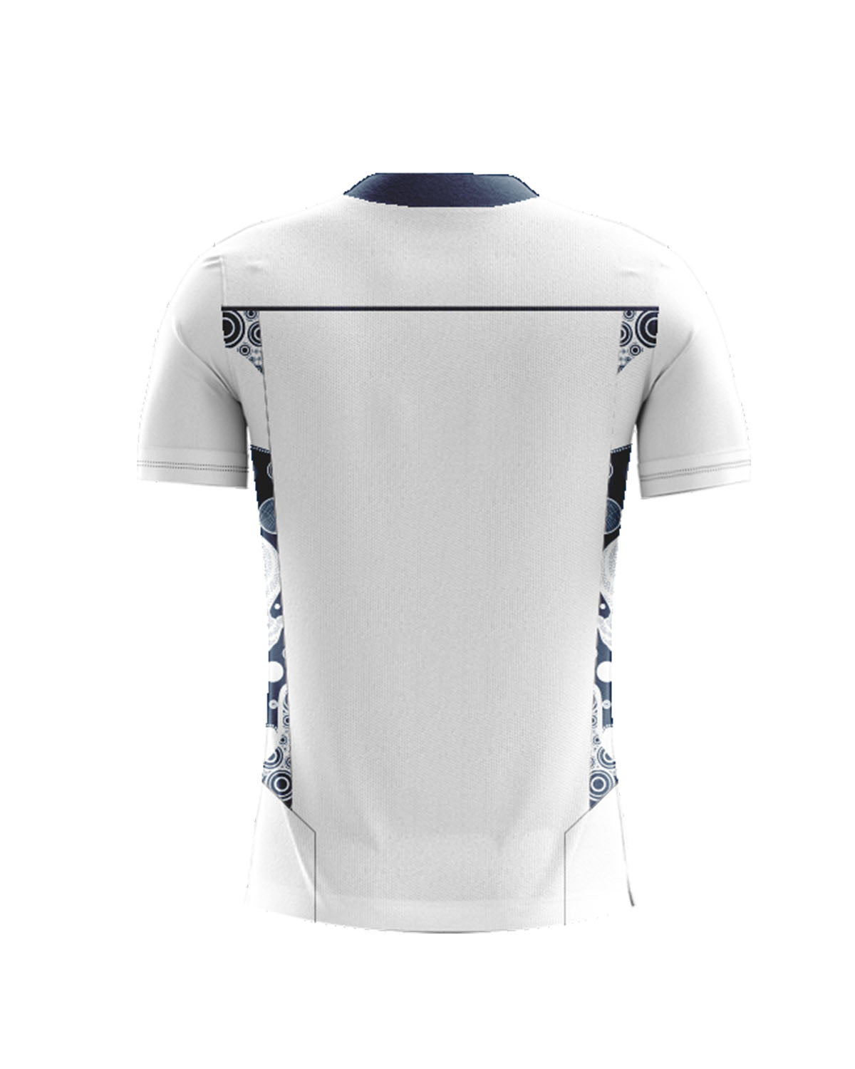 OMBAC Wallabies Polo Shirt White Mens