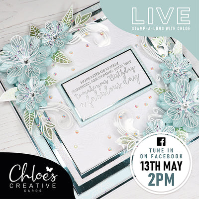 Stamp-a-Long LIVE with Chloe 6! Review