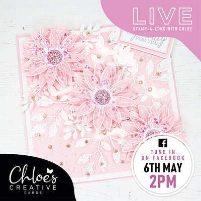 Stamp-a-long LIVE with Chloe 5! Review