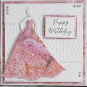 3D Embossing Folders by Chloe Pearly Background