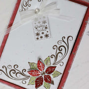 Papers by Chloe Sparkling Christmas Dimensional 6x4 Topper Pad
