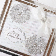 Papers by Chloe Sparkling Christmas Dimensional 6x6 Topper Pad