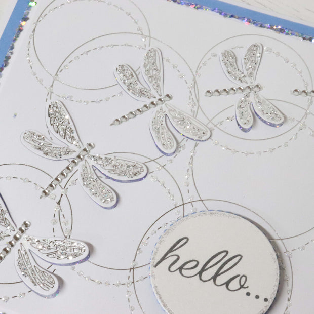 Papers by Chloe Dimensional 6x6 Topper Pad