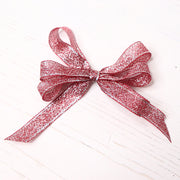 Chloes Creative Cards Luxe Ribbon (8m) Frosted Berries