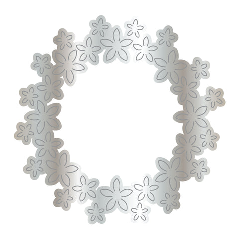 Dies by Chloe Flower Circle Metal Cutting Die