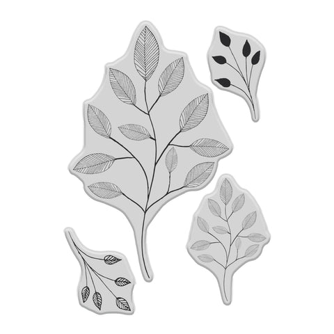 Stamps by Chloe Fabulous Foliage Clear Stamp
