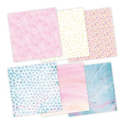 Chloes Creative Cards Summer Meadows 8x8 Printed Paper Paper