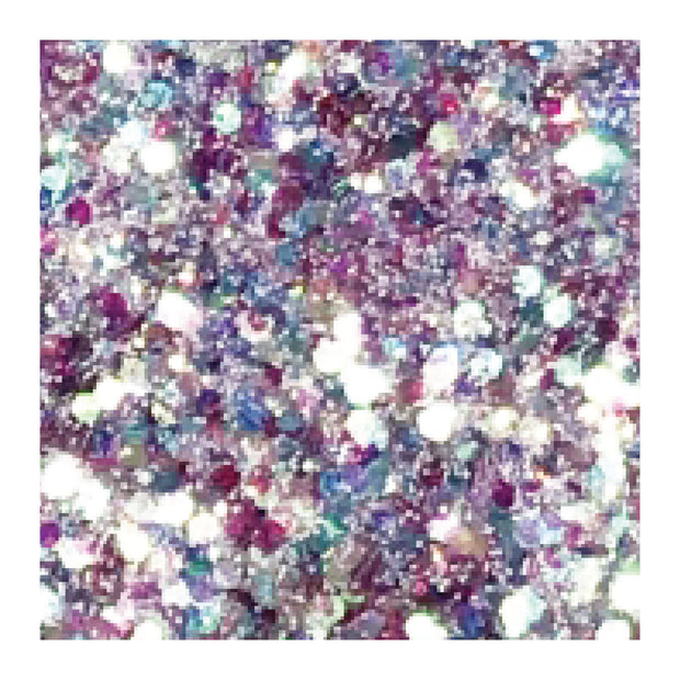 Stamps by Chloe Bubble Bath Sparkelicious Glitter 1/2oz Jar