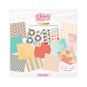 Designer Paper Pad (8x8) - Issue 6 Papers