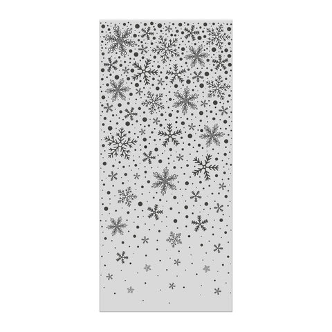Chloes Creative Cards Snowfall Background Clear Photopolymer Stamp