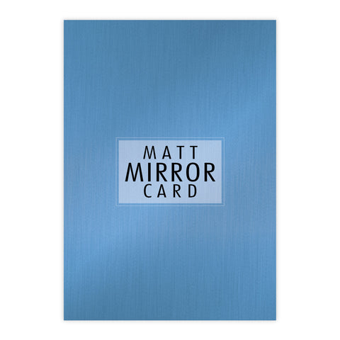 Chloes Creative Cards A4 Matt Mirror Card - Vista