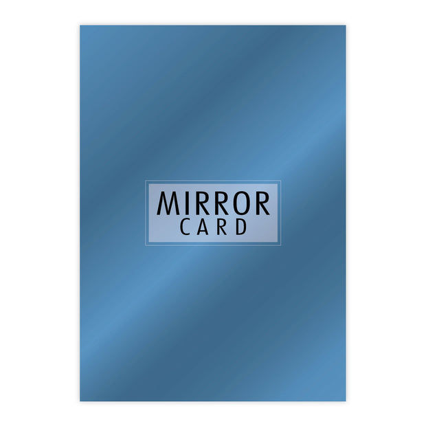 Chloes Creative Cards A4 Mirror Card - Vista