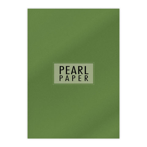 Chloes Luxury Pearl Paper 10 Sheets Fairway