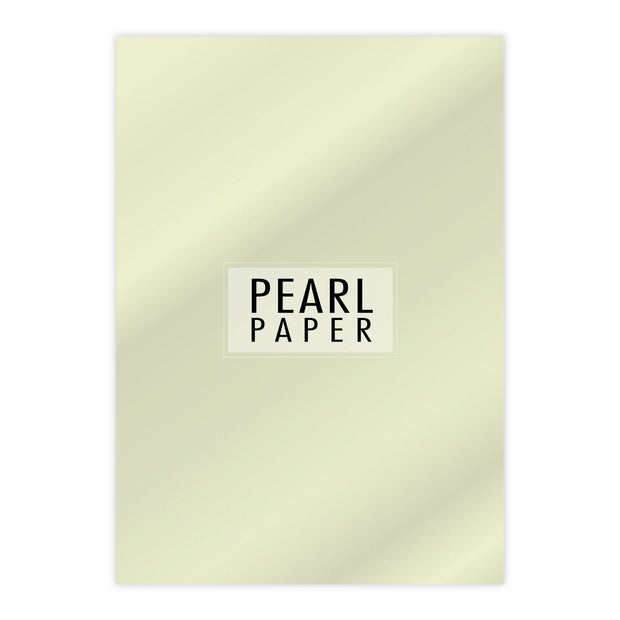 Chloes Luxury Pearl Paper 10 Sheets Quartz