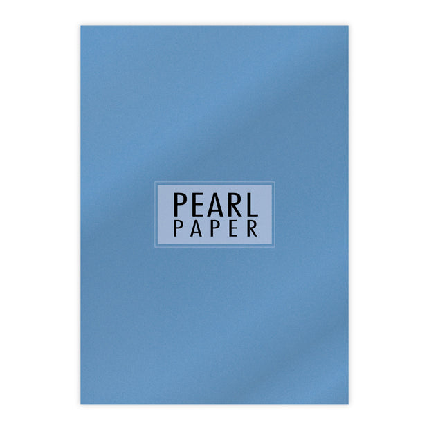 Chloes Luxury Pearl Paper 10 Sheets Vista