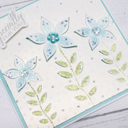 Cut and Emboss by Chloe Folder & Dies Blooming Flowers