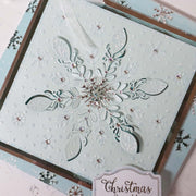 Cut and Emboss by Chloe Folder & Dies Sparkling Snowflake