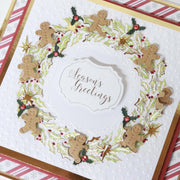 Cut and Emboss by Chloe Folder & Dies Build a Wreath