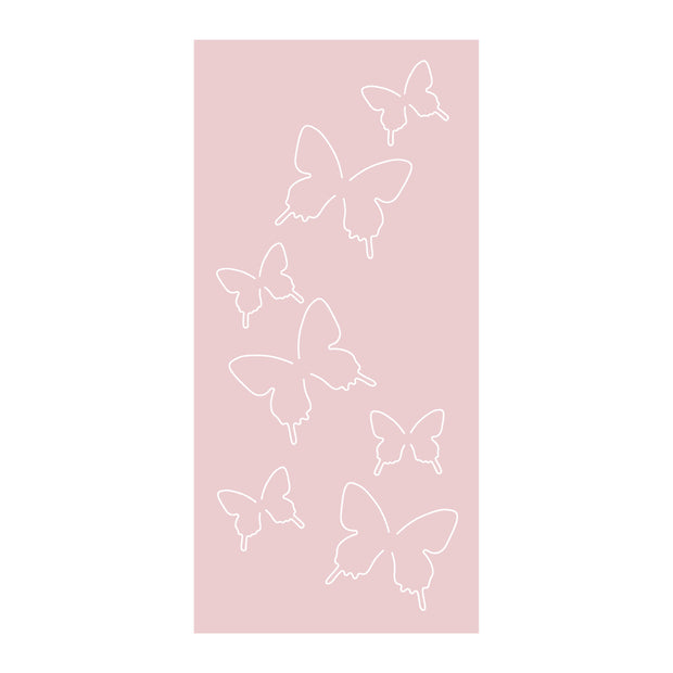 Dies by Chloe Butterfly Arch Metal Cutting Die
