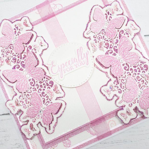 Stamps by Chloe Butterfly Trails A5 Stamp Collection