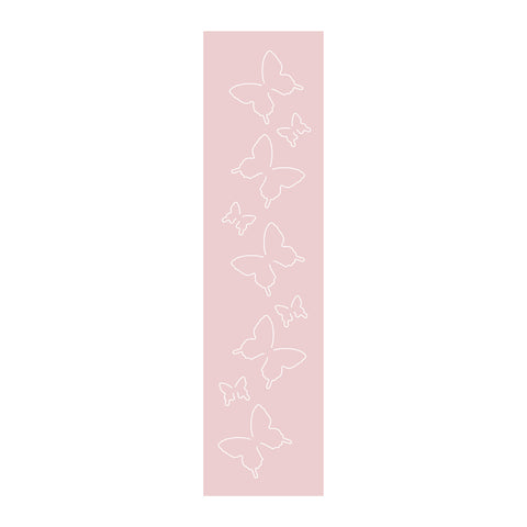 Dies by Chloe Large Butterfly Border