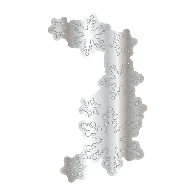 Dies by Chloe Snowflake Arch Metal Cutting Die